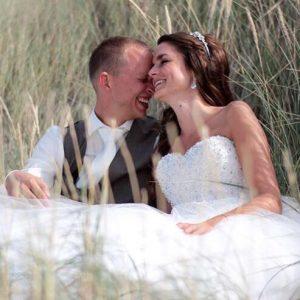 Chris Barlage - Elske de Lange trouwen op Vlieland